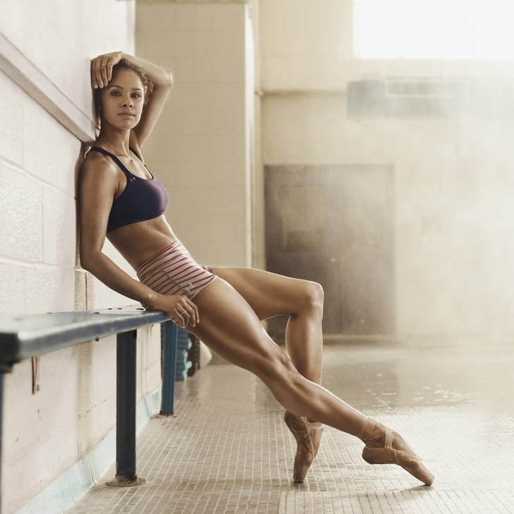 Misty Copeland Workout