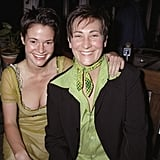 k.d. lang and Leisha Hailey