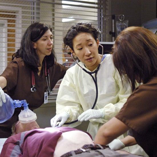 Grey's Anatomy Donates Medical Supplies to Fight Coronavirus