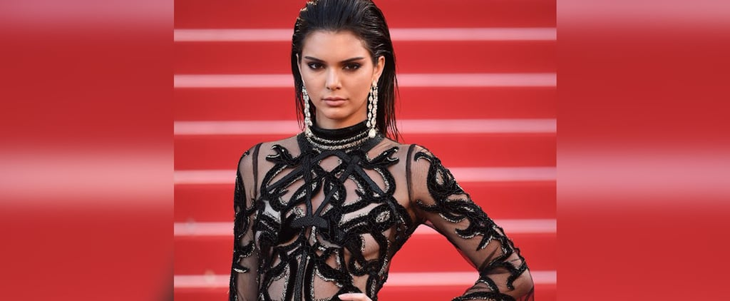 Kendall Jenner's See-Through, Sexy Style Cannes Do No Wrong