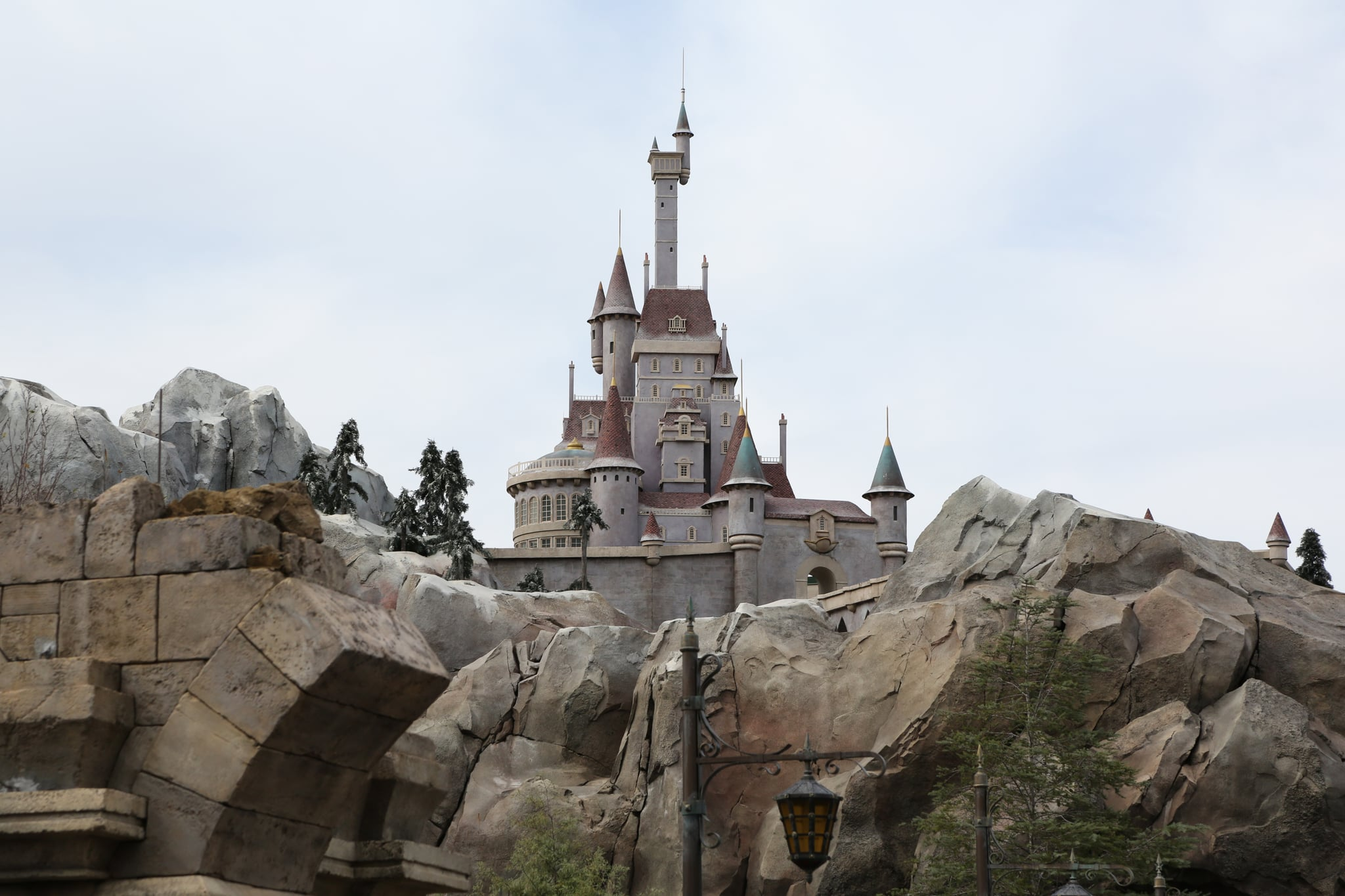 Be Our Guest Restaurant Review Popsugar Food