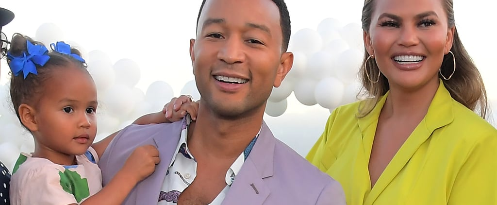 Chrissy Teigen John Legend Family at Quay Launch Photos 2019