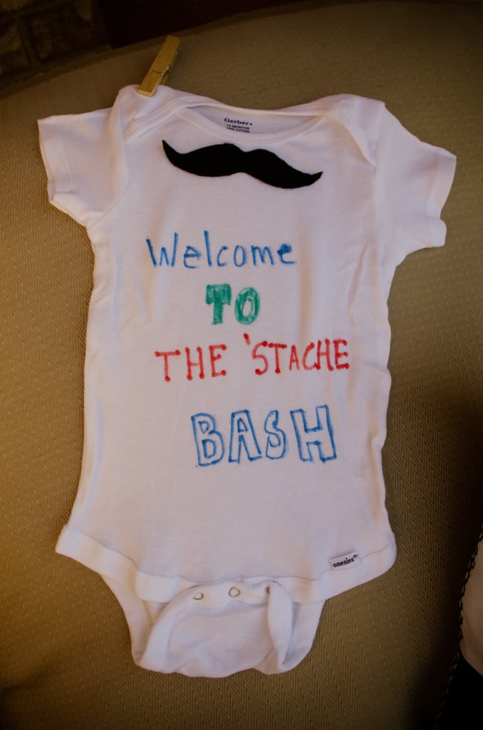 You Don't Need Facial Hair to Enjoy This Mustache Baby Bash
