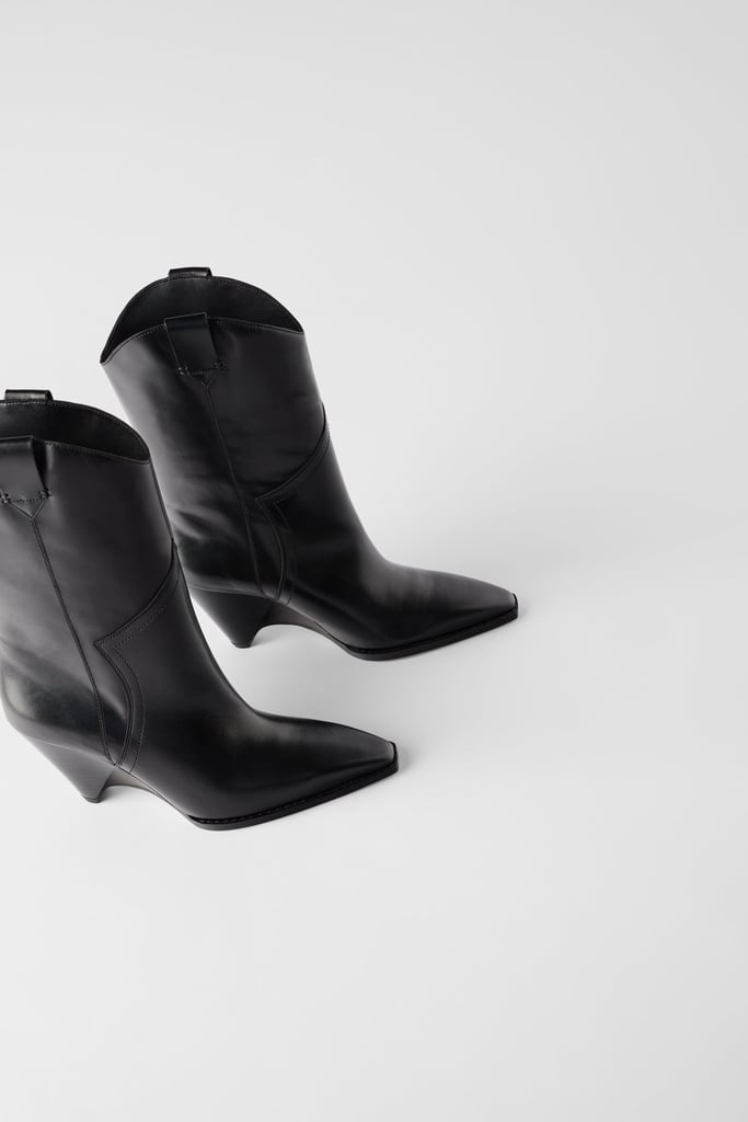 superior quality buy good entire collection Zara Cowboy Boots   The Best Clothes to Buy at Zara For Fall ...