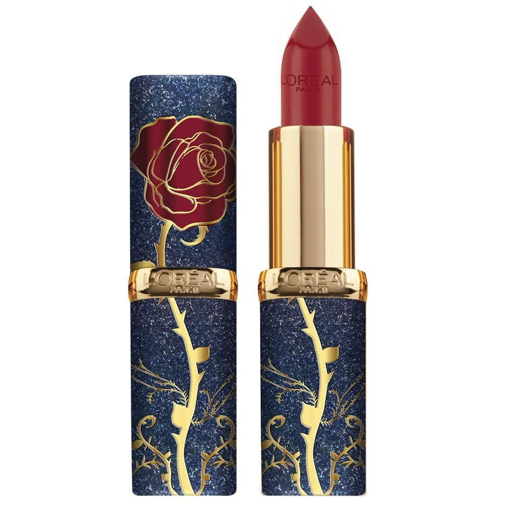 L'Oréal Color Riche Lipstick Collection Beauty and the Beast, The Rose