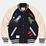 Coach Kids x Colette Varsity Jacket