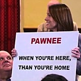 Penny Is From Parks and Recreation's Pawnee