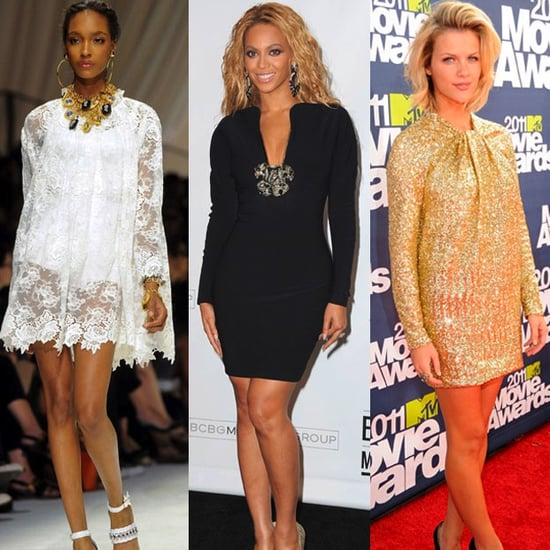 Summer Dresses: Long-Sleeve Minidresses