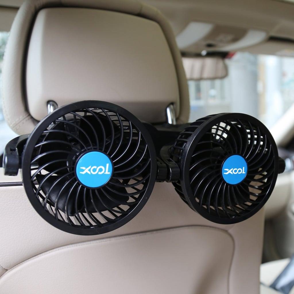 Car Fans For Rear Seats