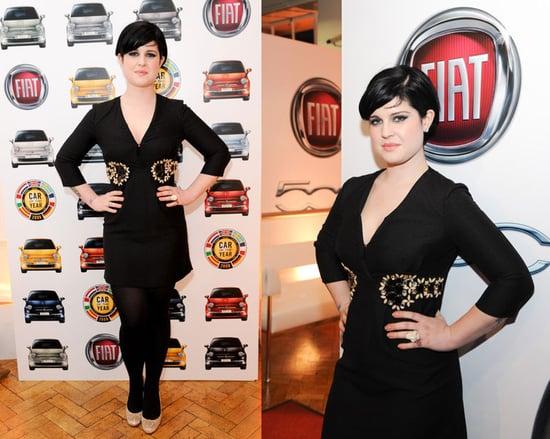 Celebrity Style: Kelly Osbourne