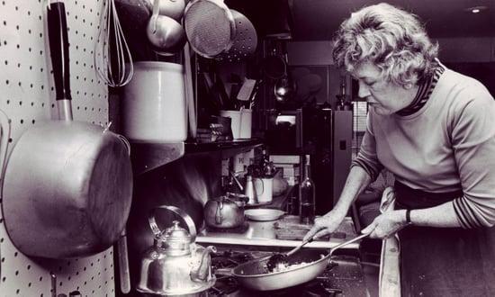 From Extra Crispy: Julia Child's Best Breakfast Recipes