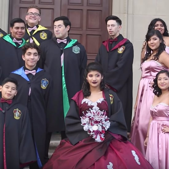 Harry Potter-Themed Quinceañera