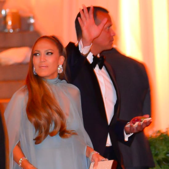 Alex Rodriguez Not Dancing With Jennifer Lopez at Met Gala