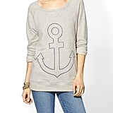 I love this soft and stretchy pullover by Hive and Honey. At $49, it adds the perfect amount of warmth for when those hot Summer days become cool at night.  See more Style Shortcuts