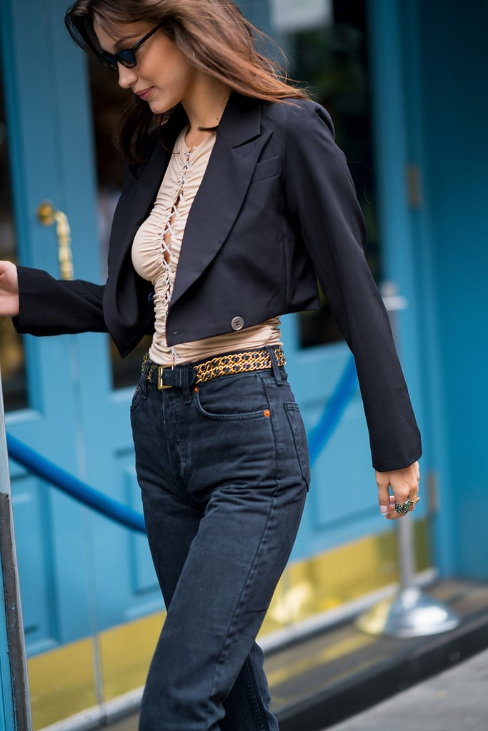 Shop For Sexy Lace-Up Tops Like Bella's