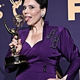 Alex Borstein at the 2019 Emmys