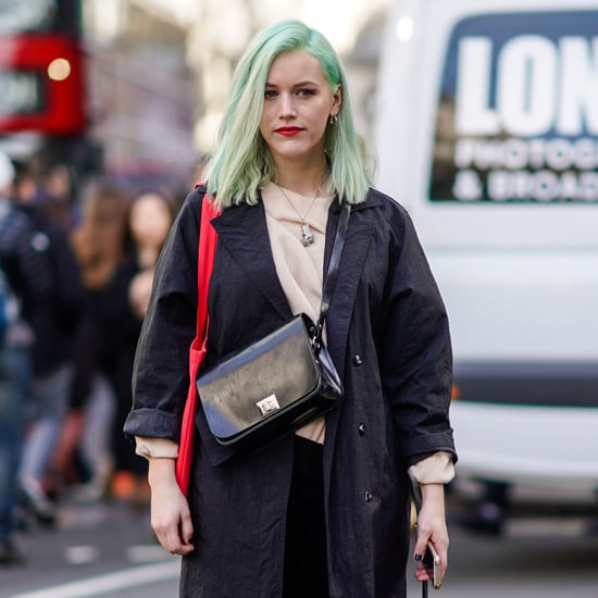 Green Hair Colour Trend Inspiration and Ideas For Autumn