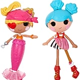 Lalaloopsy Workshop Mermaid and Pirate Dolls
