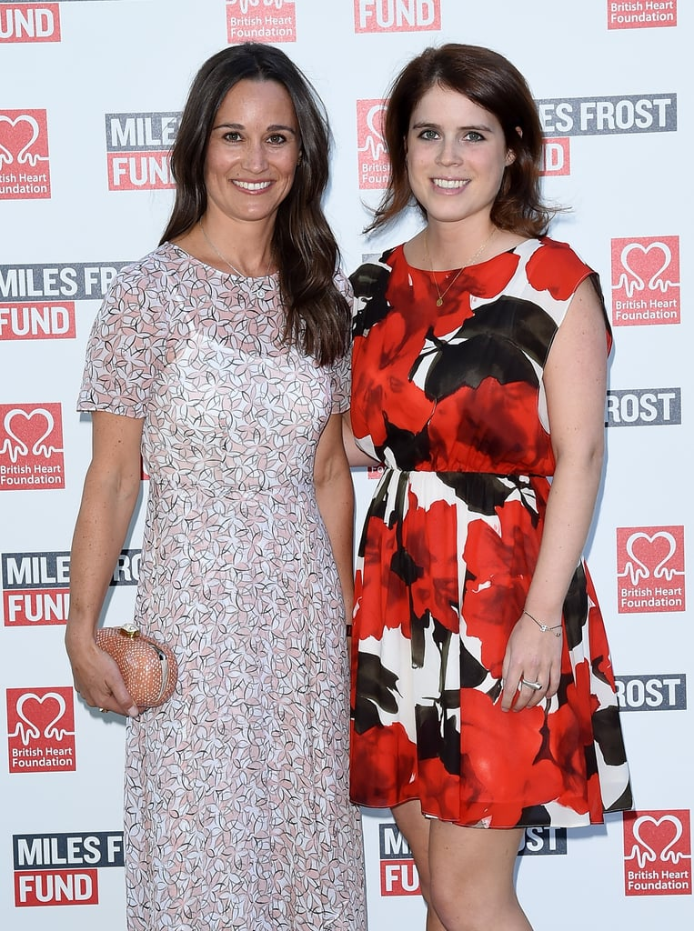 She's Pals With Princess Eugenie