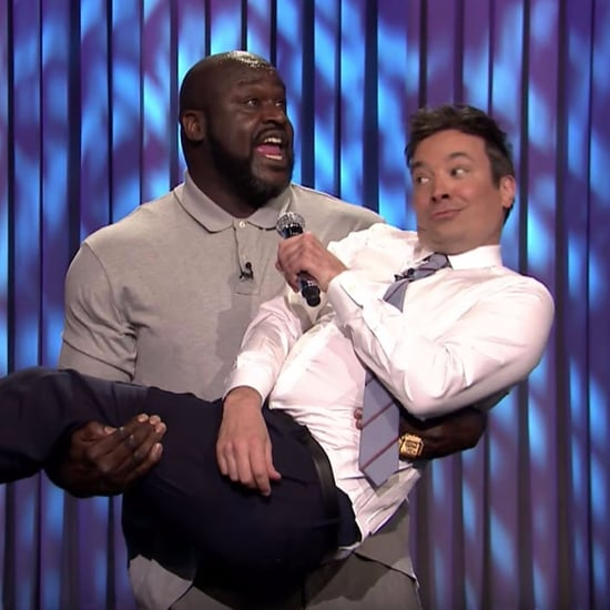 Shaq and Jimmy Fallon's Lip Sync Battle Video