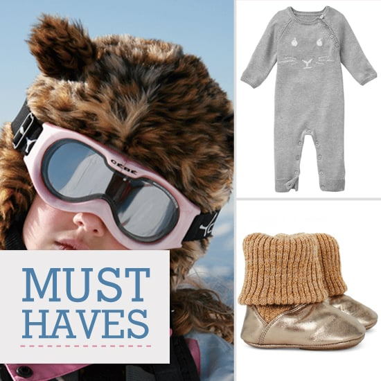 Warm Kids' Products For February 2013