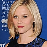 Reese Witherspoon took her new bob haircut out for its first public appearance at the Beat the Odds Awards this week. Her sleek blowout was paired with a berry lip color perfect for Winter.