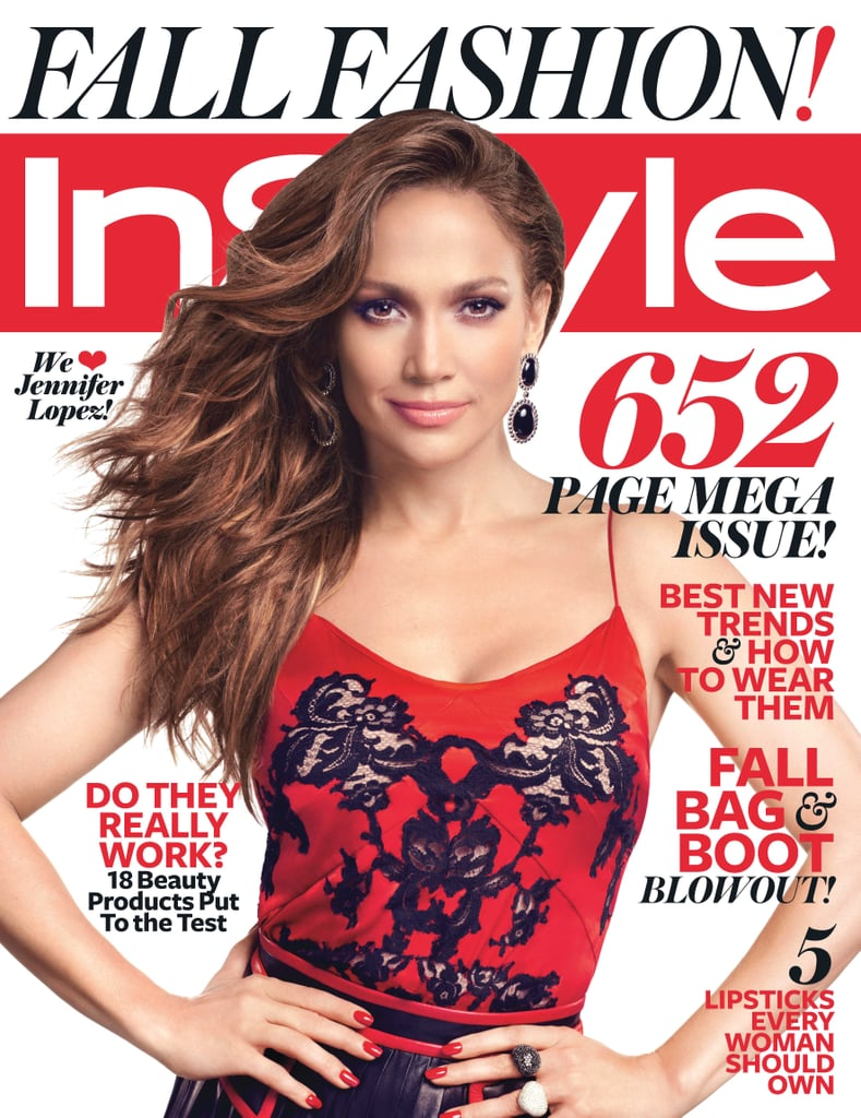 InStyle September 2012