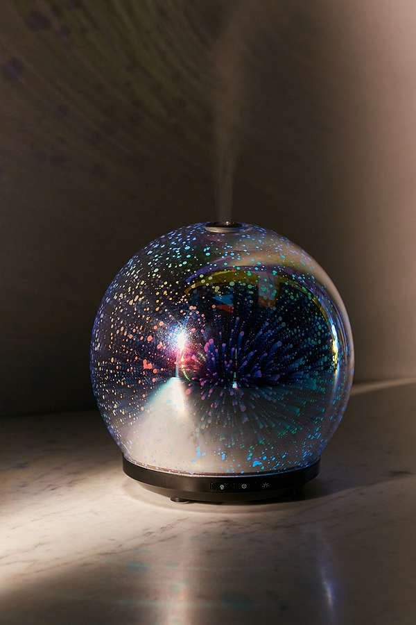 3d Led Gala Essential Oil Diffuser Urban Outfitters Fall