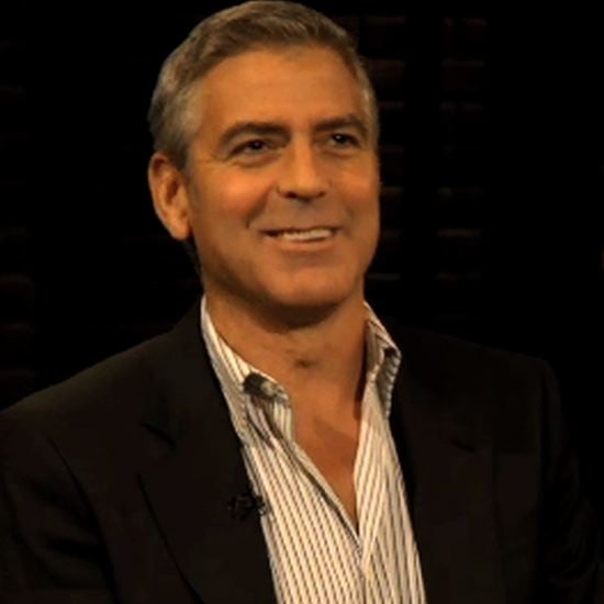 George Clooney on Inside the Actors Studio (Video)