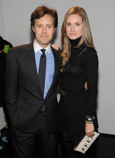 David Lauren, Lauren Bush Wedding Date and Details