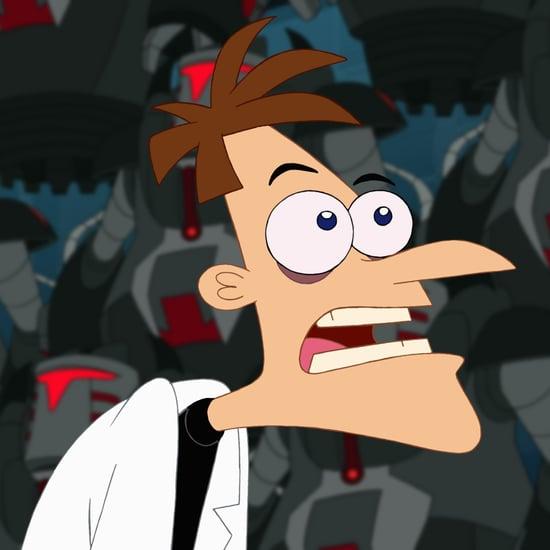 "Dr. Doofenshmirtz Sings Billie Eilish's ""Bad Guy"" | Video"