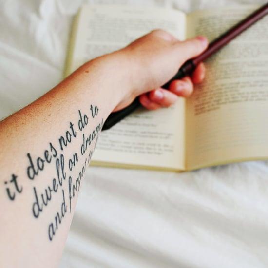 Idées de Tatouages Harry Potter