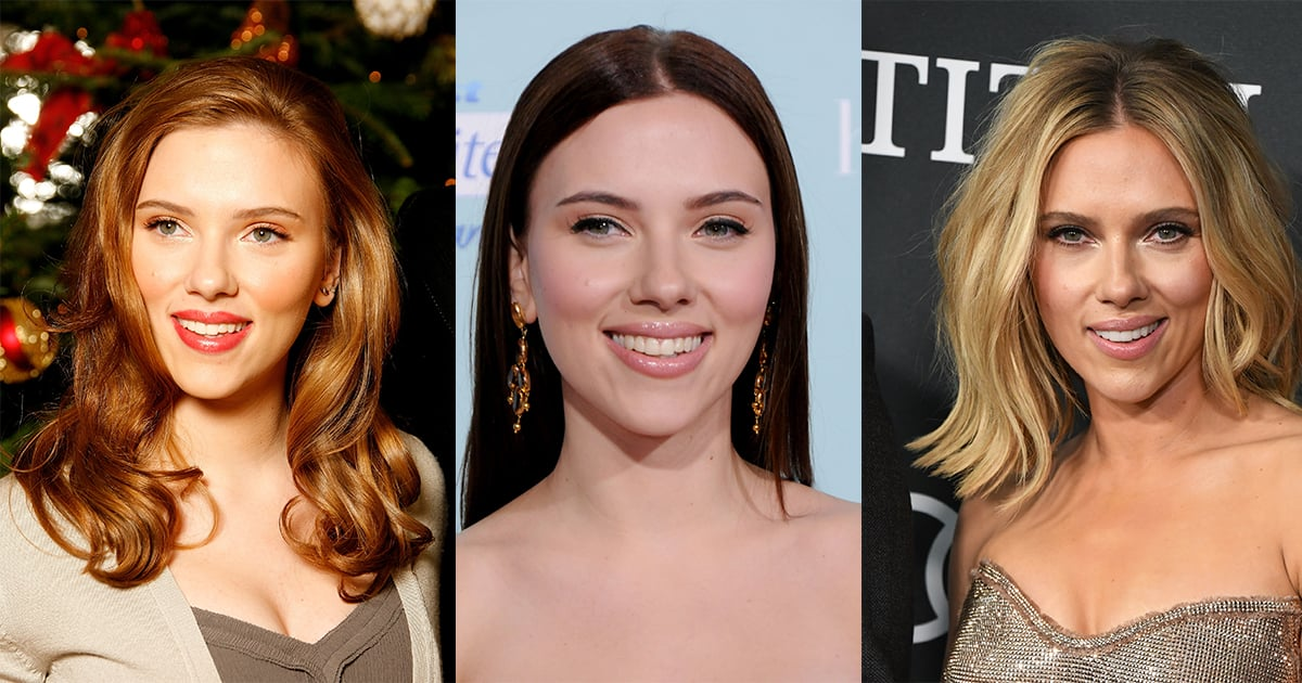 You'll Never Guess Scarlett Johansson's Natural Hair Color