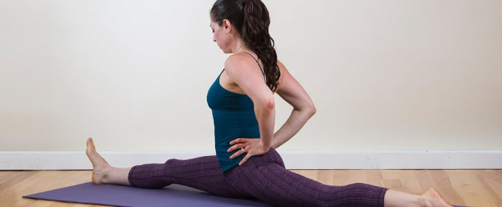 Wanna Do the Splits? 9 Poses to Make It Happen