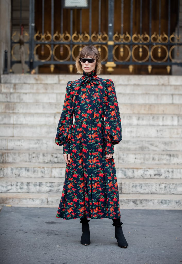 The Spring 2020 Dress Trend: '60s Prints