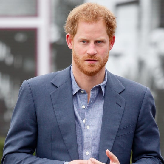Prince Harry Releases a Statement About Meghan Markle