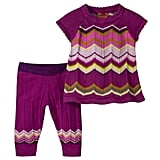Pictures of the Missoni For Target Kids Collection