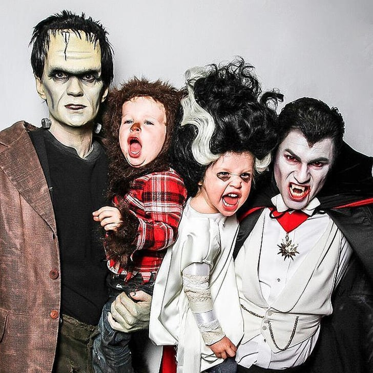 Halloween Family Costumes the craft patch family halloween costumes disney villains Halloween Costume Ideas For The Family Popsugar Moms