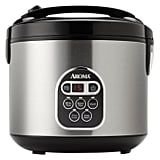 Aroma 20-Cup Stainless Steel Digital Slow Cooker