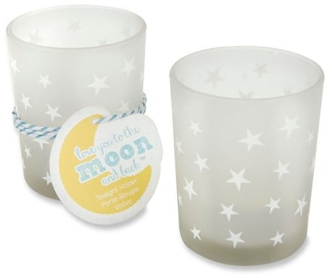 Glass Votive ($27 for set of 12)