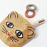 Urban Outfitters Beaded Animal Pouch