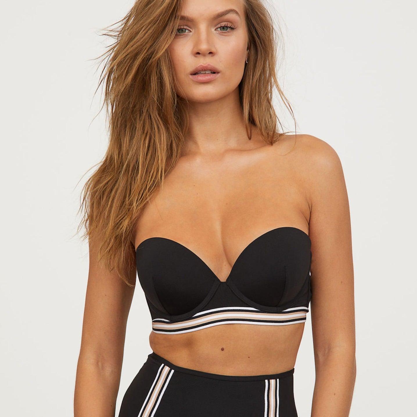 esférico entrega a domicilio escarabajo  Best Swimsuits From H&M | POPSUGAR Fashion