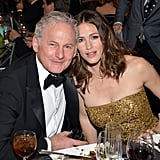Victor Garber and Jennifer Garner
