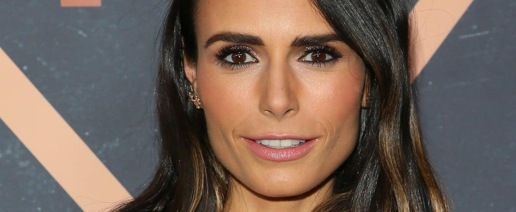Jordana Brewster's Eyebrow Taming Trick