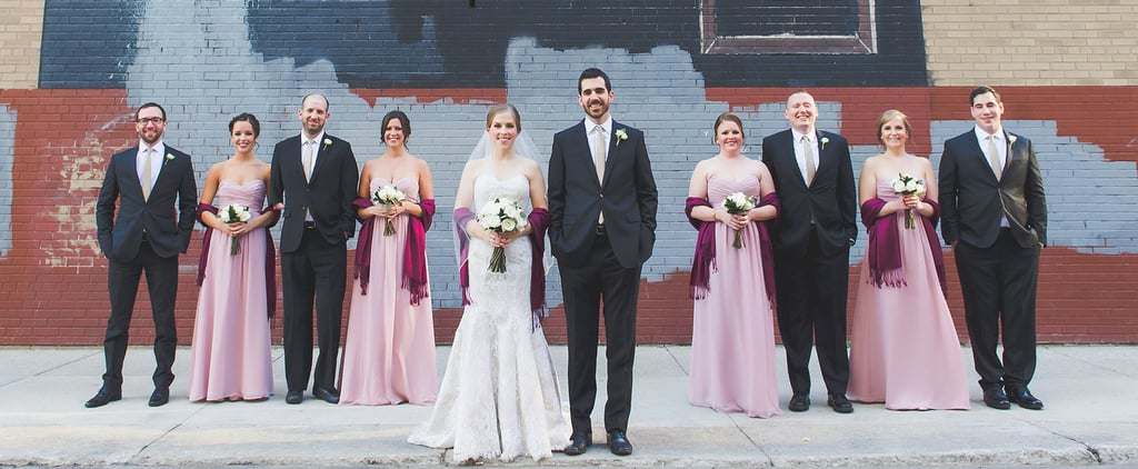 This Classic Detroit Wedding Displays the True Beauty of the City