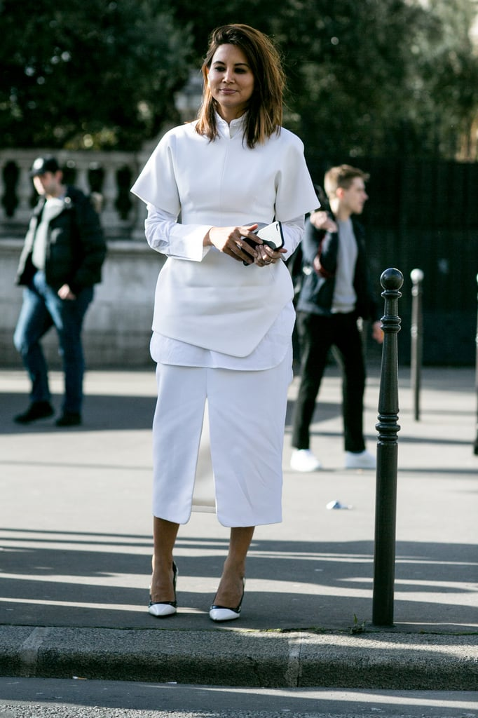Go All Out With White-On-White-On-White