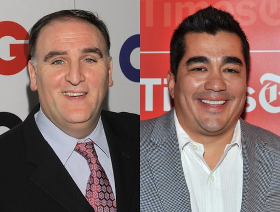 Fun Facts About José Andrés and Jose Garces