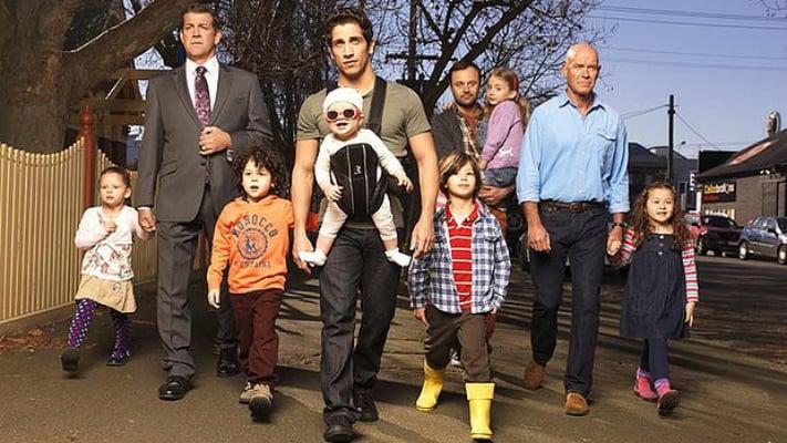 House Husbands (Seasons 1-5)