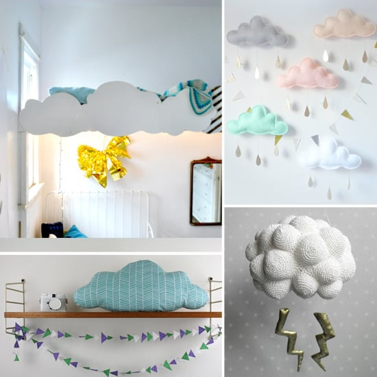 April Showers! 10 Ways to Let Clouds Shine in Your Nursery