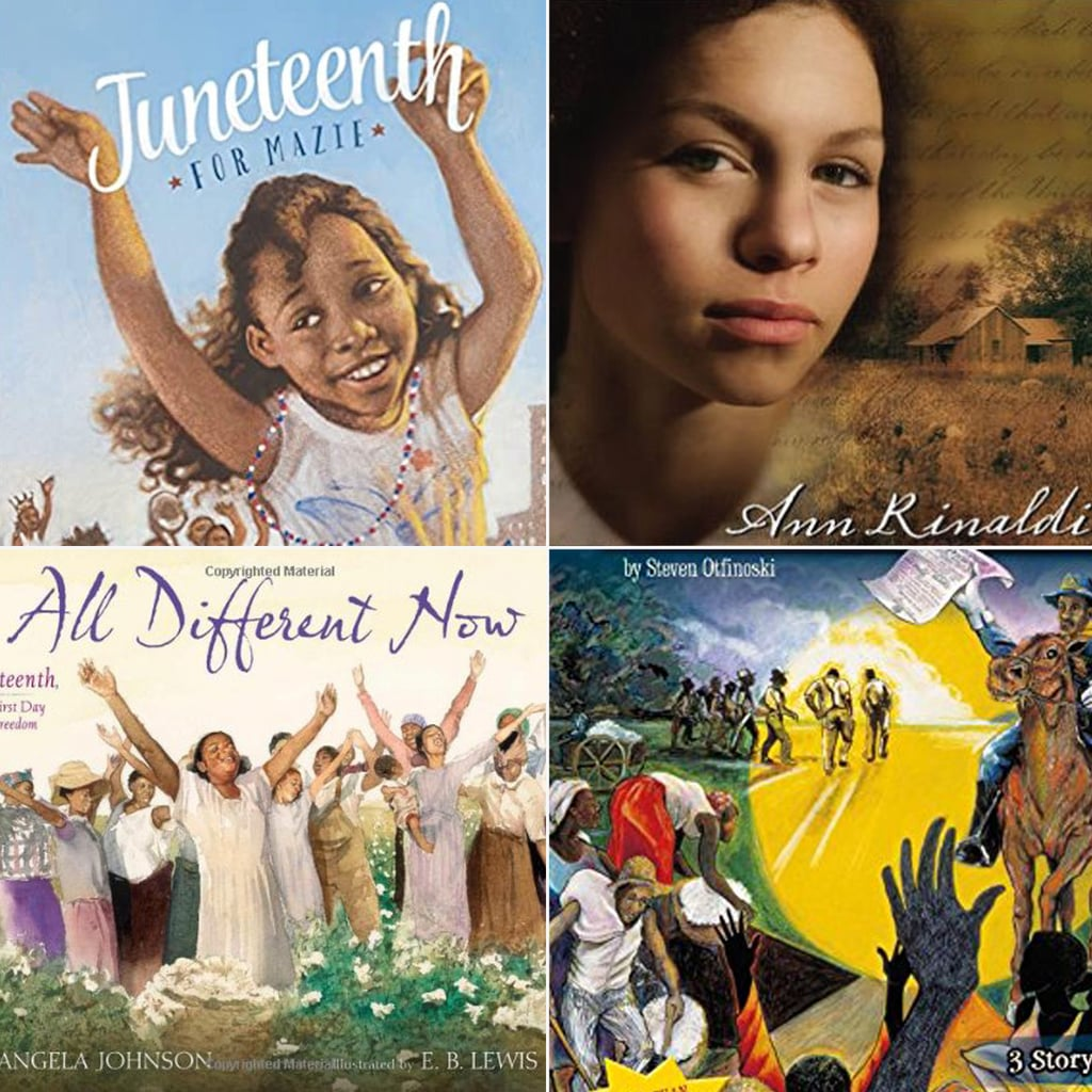 Juneteenth Books For Kids and Tweens